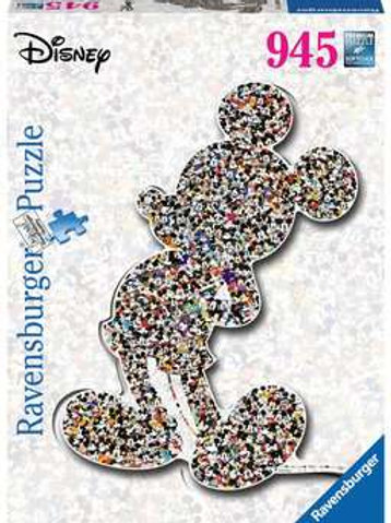 Mickey Mouse Shaped, 945pc