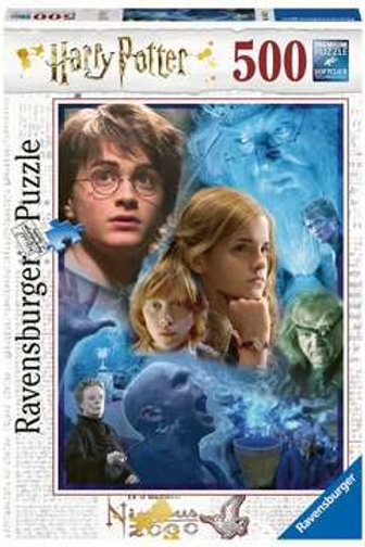 Harry Potter in Hogwarts, 500pc