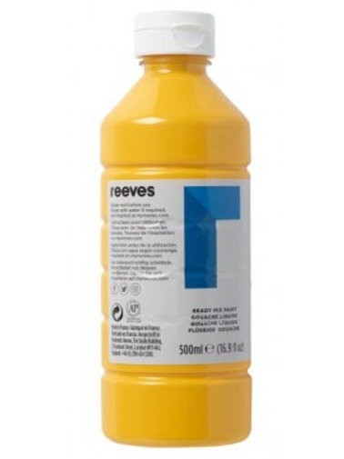 Yellow Paint - 500ml