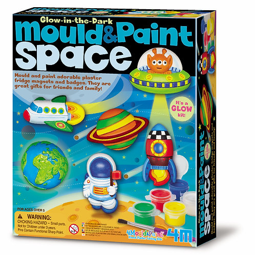 Mould & Paint - Space
