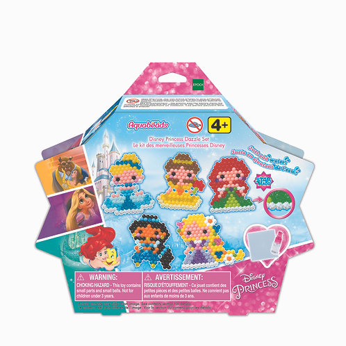 Aquabeads - Disney Princess Dazzling Dress Set