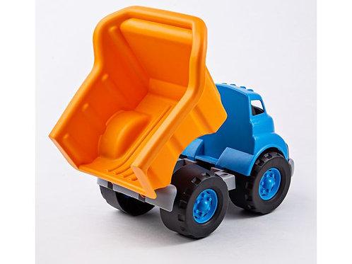 Dump Truck - Blue And Orange
