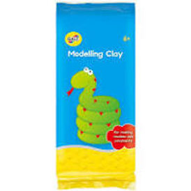 Air-Drying Modelling Clay 1.8kg (4lb)