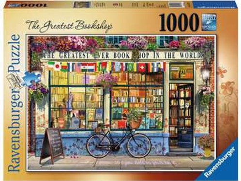 The Greatest Bookshop, 1000pc