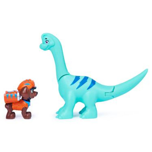 PAW Patrol, Dino Rescue Pup and Dinosaur Action Figure Set 4
