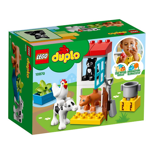 10870 Duplo - Farm Animals