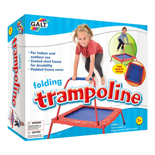 Fold & Bounce Trampoline