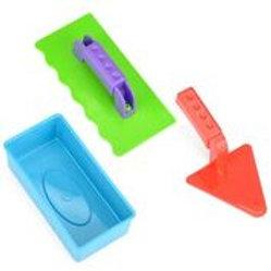 3pc Sand Tool Set
