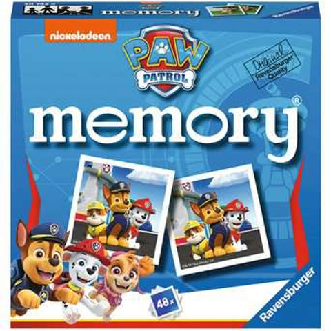 Paw Patrol Mini Memory Game