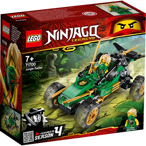 71700 Ninjago - Jungle Raider