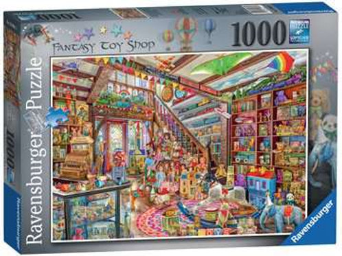 The Fantasy Toy Shop, 1000pc