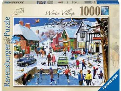 Winter Village, 1000pc
