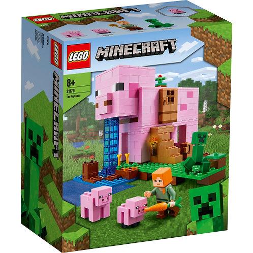 21170 Minecraft - The Pig House
