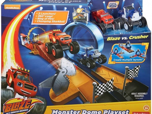 Blaze and the Monster Machines - Monster Dome Playset