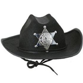 Sheriff Cowboy Felt Hat