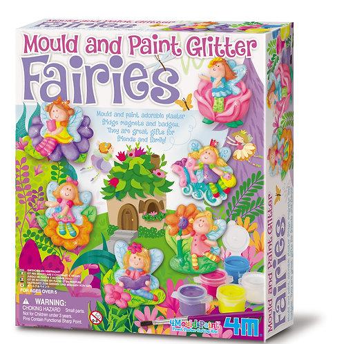 Mould & Paint - Fairies