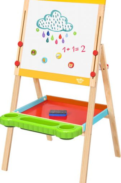 Wooden Double Sided Standing Easel