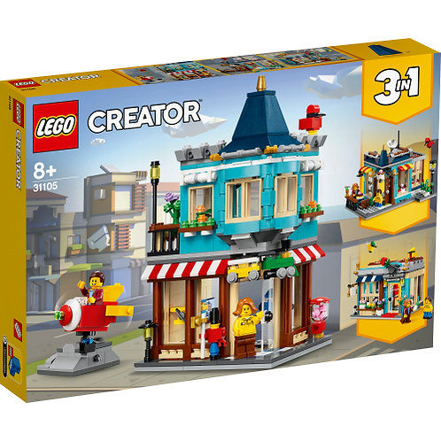 31105 Creator - Townhouse Toy Store