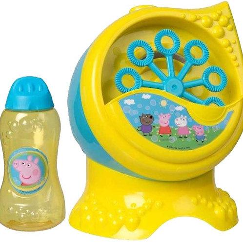 Peppa Pig Bubble Machine