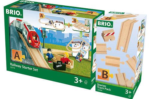 Starter Track Pack B
