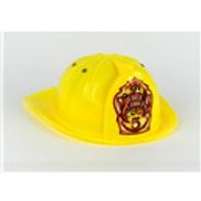 Fire Chief Helmet - Yellow