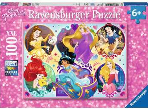 Disney Princess Collection, 100pc