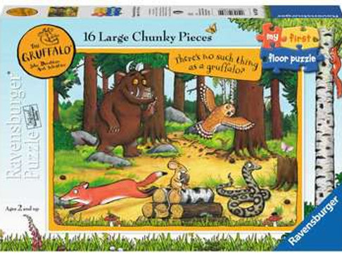 The Gruffalo First Floor Puzzle, 16pc