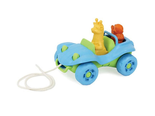 Dune Buggy Pull Toy (Blue)