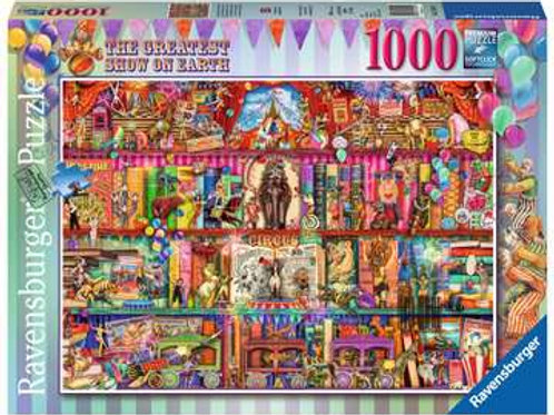 The Greatest Show on Earth, 1000pc