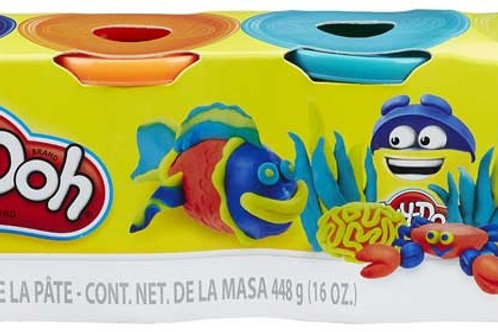Play-Doh Classic Colour (assorted colours)