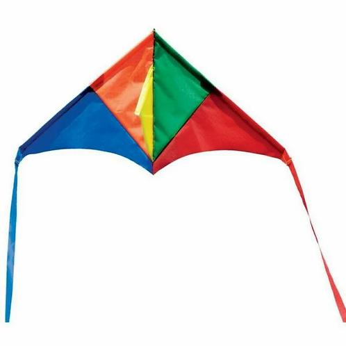 Mini Rainbow Delta Kite