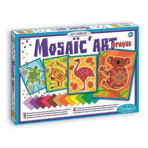 Mosaic Art - Opaque
