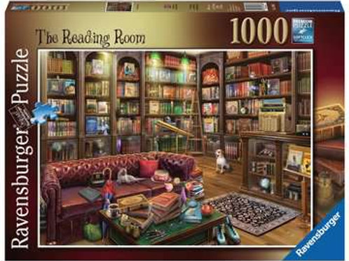 The Reading Room, 1000pc