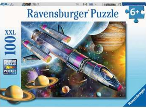Mission in Space, 100pc