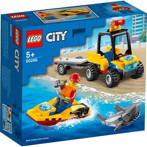 60286 City - Beach Rescue ATV