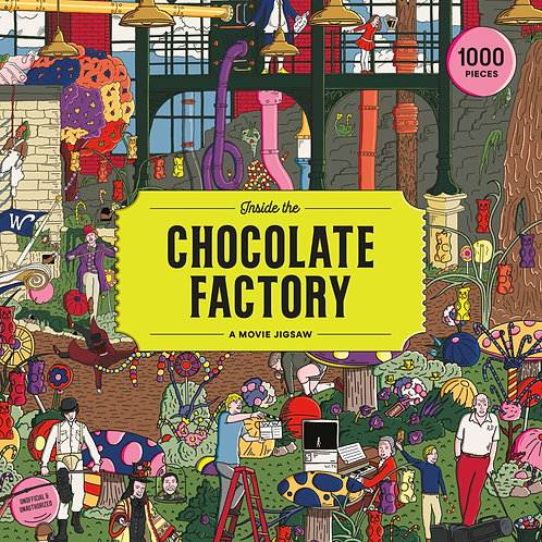 Inside the Chocolate Factory, 1,000pc