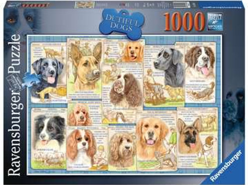 Dutiful Dogs, 1000pc