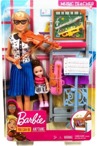 Barbie Music Teacher