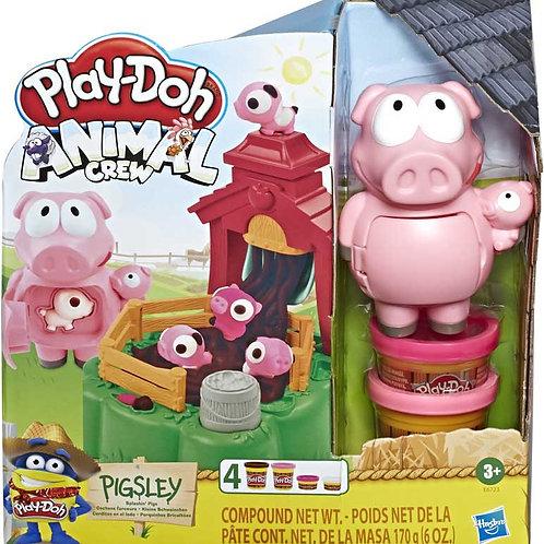 Play-Doh  - Pigsley Splashin Pigs