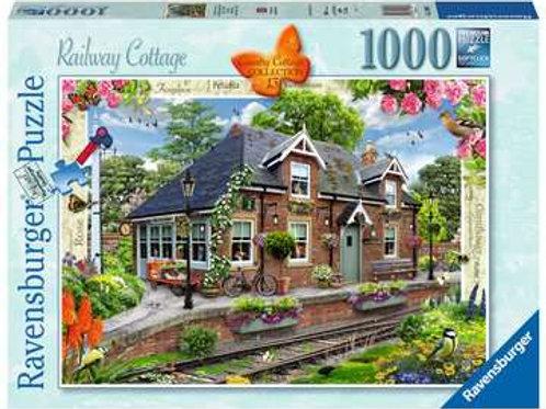 Railway Cottage, 1000pc