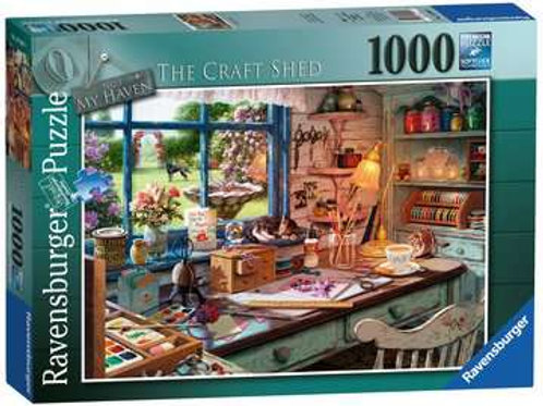 The Craft Shed, 1000pc