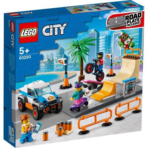 60290 City - Skate Park