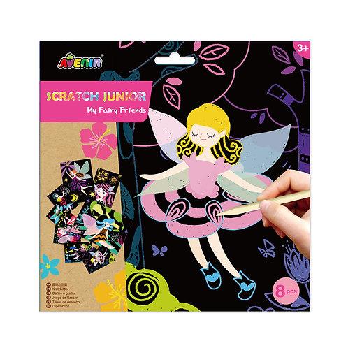 Scratch Junior My Fairy Friends