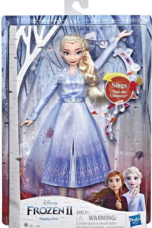Frozen 2 - Singing Elsa /Anna