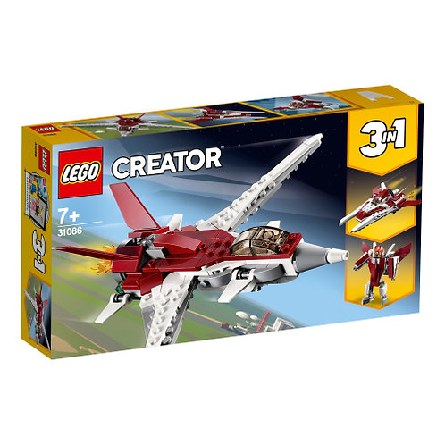 31086 Creator - Futuristic Flyer