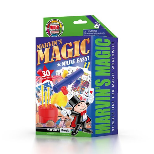 Marvin's Magic Pocket Tricks – Set 2