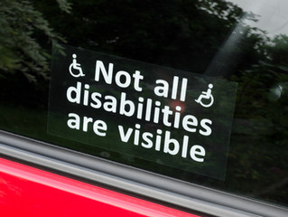 Would You Ask the Person in the Wheelchair to Stand Up?