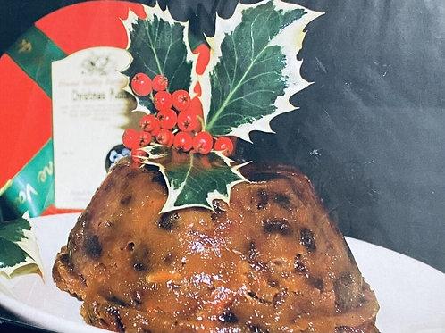 Award winning Christmas Pudding 2lb