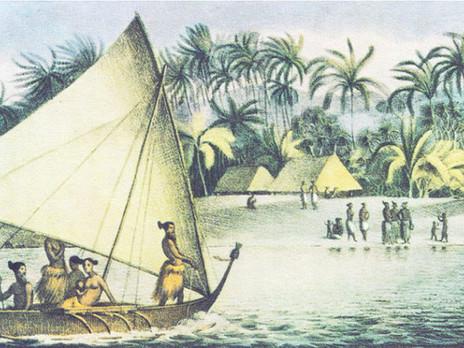 Tiki e dintorni: un po' di storia dei nostri tiki presa alla larga