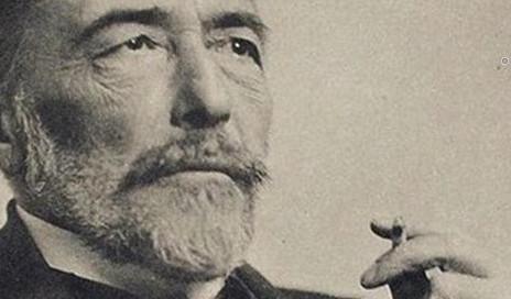 il motto: Joseph Conrad